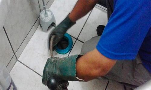 Desentupidora de Ralos de Banheiro